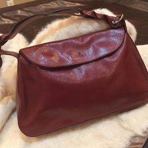 Hogan Handbags - Tod's Hogan Made in Italy Leather Handbag Mint