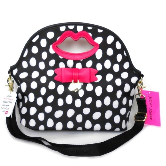 48 Off Betsey Johnson Handbags Nwt Betsey Johnson