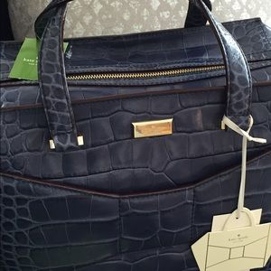NWT Kate Spade Beau bag and wallet