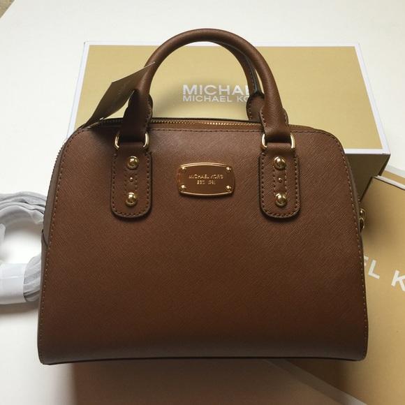 81b87e2089fb NWT Michael Kors crossbody satchel bag 268