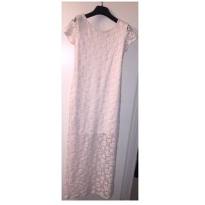 Lace Xhilaration Maxi Dress