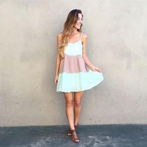 Dresses & Skirts - | new | color block dress