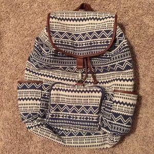 384caefe8f86 Aeropostale Bags - Aeropostale Batik Backpack