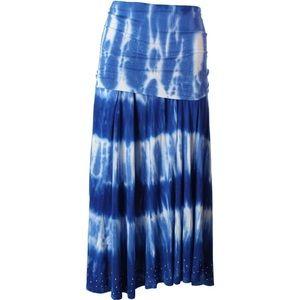 INC International Concepts Dresses & Skirts - INC Convertible Tie Dye Maxi