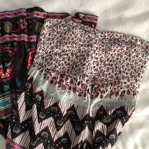 Maternity Dress Billabong Strapless Maxi Large