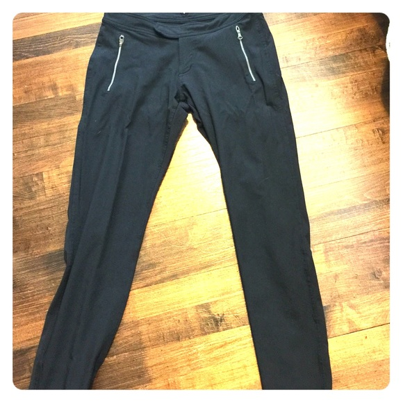 945fddc414 lululemon athletica Pants - Black Lululemon pants with zipper pockets