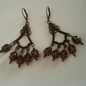 Jewelry - Eiffel Tower Earrings NWOT