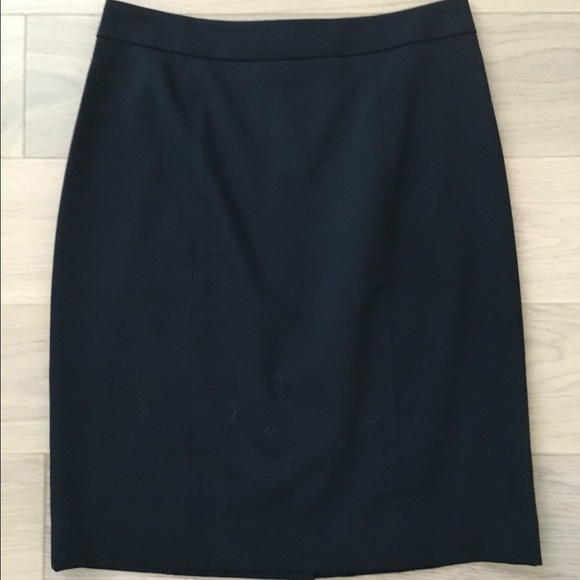 71 club monaco dresses skirts club monaco navy tropical wool pencil skirt from emily s