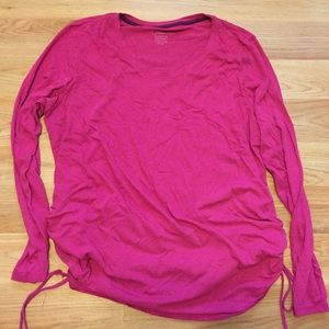 Great Expectations Tops - Great expectations XL pink top