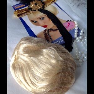 Great Gatsby set of three hair accessories