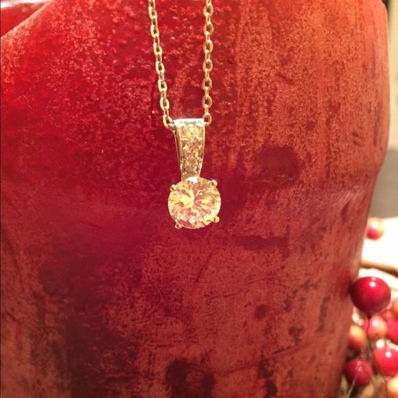 Costume diamond necklace & Crislu Jewelry | Costume Diamond Necklace | Poshmark