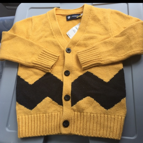 55% off Baby Gap Other - ❌SOLD❌ NWT 4T Baby Gap Charlie Brown ...