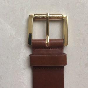 Michael Kors Brown belt size S