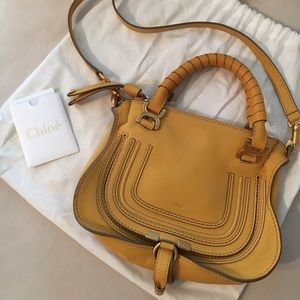 Chloe Mini Marcie Satchel