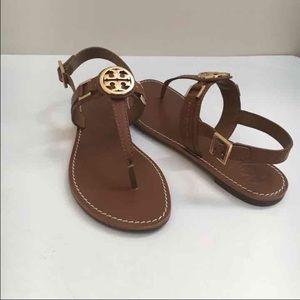 50016749304 Tory Burch Shoes - Tory Burch Cassia Flat Sandal