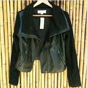 Vintage Havana Jackets & Blazers - VINTAGE HAVANA • Moto Jacket NWT! 💗HP💗