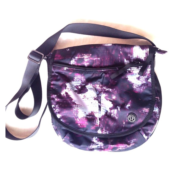 32797624b87 lululemon athletica Handbags - The Essentials Bag (in Kara Blossom) by  LuluLemon