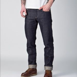 Naked & Famous Denim Other - NWT Naked and Famous Vegan Super Skinny Guy Jeans