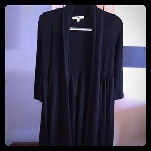 YA Los Angeles Sweater Coat