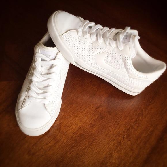 Nike Shoes Brs Sweet Classic White Sneakers Poshmark