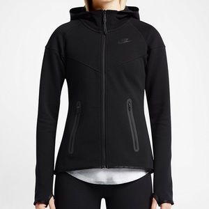 Nike Jackets & Blazers - NIKE Tech Fleece Zip Up Hoodie