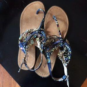 Zigi Soho Shoes - Zigi Soho jeweled flats