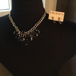 HUGO Jewelry - NWT Hugo necklace and earring set