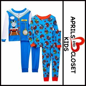 AME Sleepwear Other - ❗️1-HOUR SALE❗️2 Pairs of THOMAS & FRIENDS PJ SETS