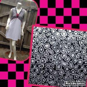 Prince Dresses & Skirts - NWT Prince Black White Pink Tennis Dress Large