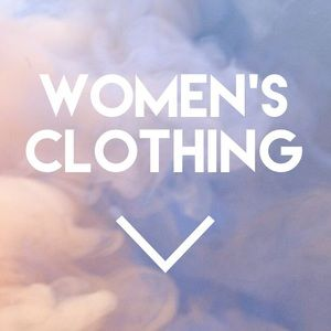 Men + Women clothing in my closet!!