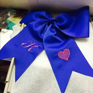 Other - Hair bows personalized anyway you like