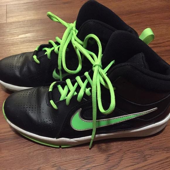 Nike Shoes   Boys Nike High Tops Size