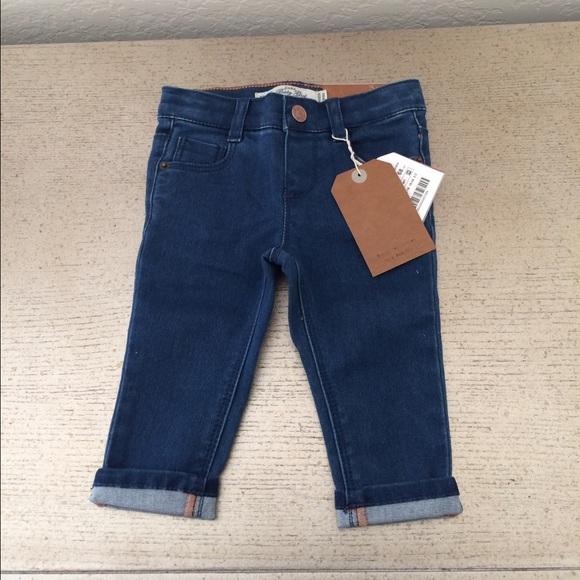 Adorable Zara baby girl jeans! 26c0fd730b1