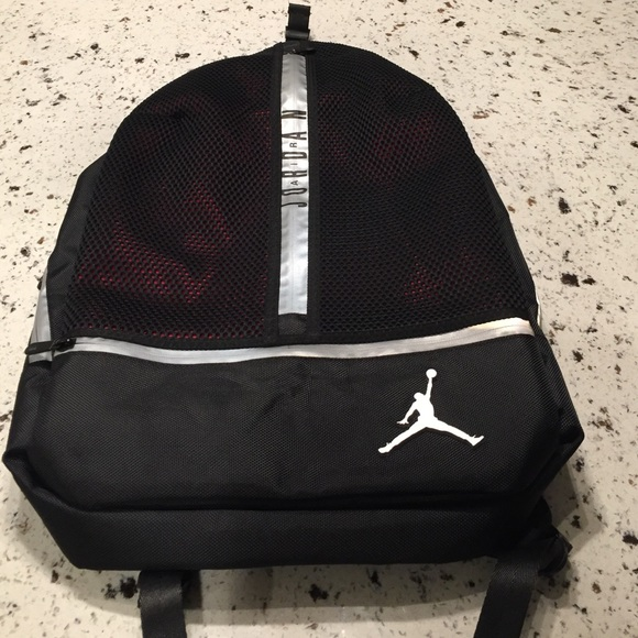 ️Nike Air Jordan All Net Backpack. 83314c1d8449c