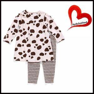 Nordstrom Baby Dresses - NORDSTROM 2 Piece Set DRESS & LEGGINGS