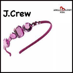 J. Crew Other - ❗1-HOUR SALE❗J.Crew Embellished Jeweled Headband