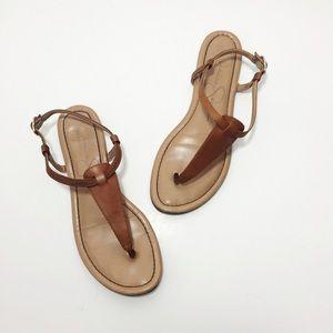 JESSICA SIMPSON brown sandals