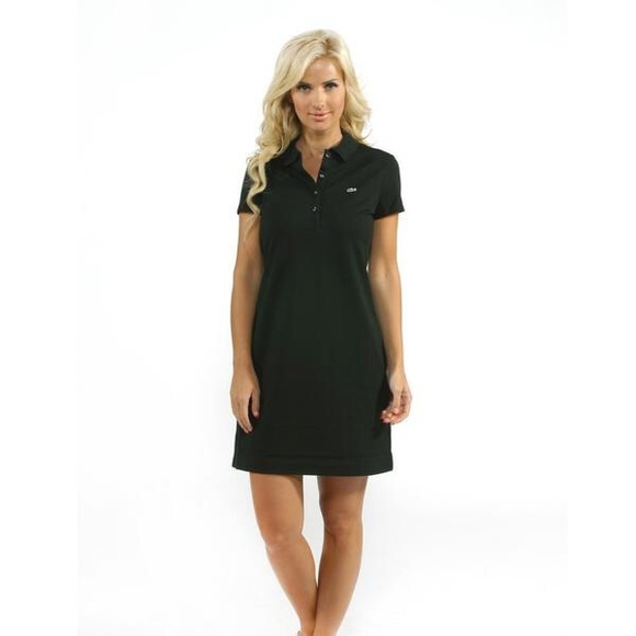 e195c82c7ce9 Lacoste Dresses & Skirts - Lacoste polo shirt dress