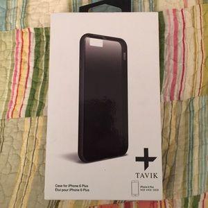 Tavik Accessories - Tavik Apple iPhone 6 Synth Hard Shell Case EUC
