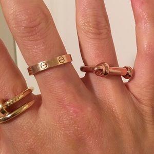 Womens Hudson Ring Miansai 1GLWj