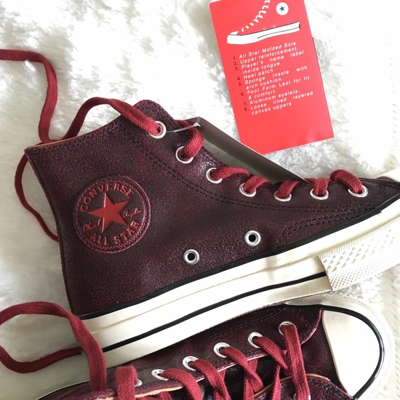 594fb4485939 Converse Chuck Taylor All Star Leather High Tops