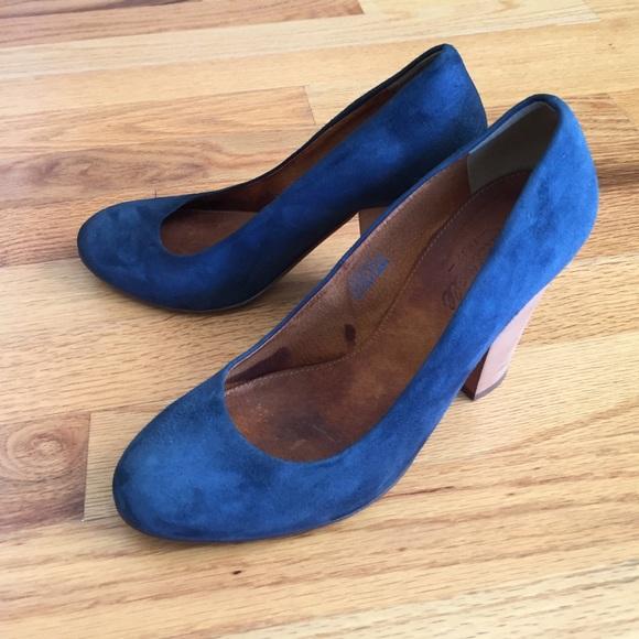 Madewell Shoes   Stunning Madewell Blue