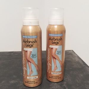 Sally Hansen Other - Sally Hansen Airbrush Legs Spray - two bottles