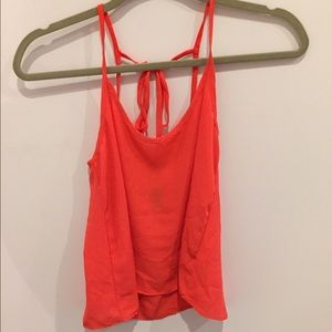 Red Forever21 Tank Top