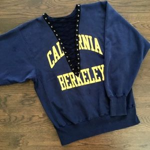 LF Tops - CAL Berkeley Sweatshirt 🐻