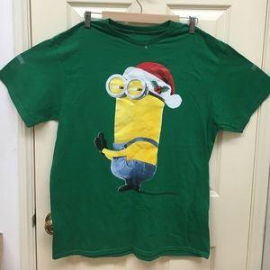 Despicable Me Other - Despicable Me Christmas shirt