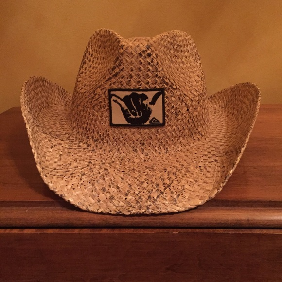 018f7d64e93 Quicksilver cowboy hat! M 57abfa63680278028b0108b3. Other Accessories ...