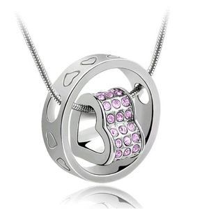 Jewelry - Gorgeous Heart Charm Necklace