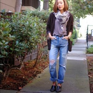 Urban Outfitters Jeans - Like NEW UO destroy high waisted relax jeans
