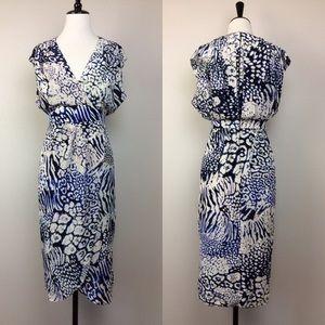 Rebecca Minkoff silk printed dress